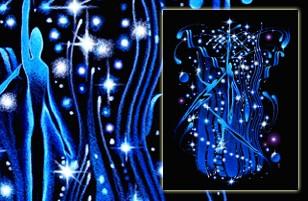 126 - Blue Starfire